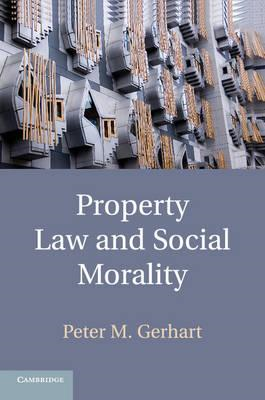 Property Law and Social Morality (BOK)