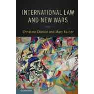International Law and New Wars (BOK)