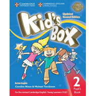 Kid's Box Level 2 Pupil's Book British English (BOK)