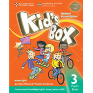 Kid's Box Level 3 Pupil's Book British English (BOK)
