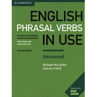 English Phrasal Verbs in Use Advanced Book with Answers (BOK)