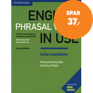 Produktbilde for English Phrasal Verbs in Use Intermediate Book with Answers - Vocabulary Reference and Practice (BOK)