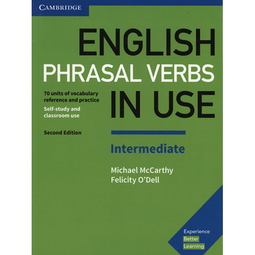 English Phrasal Verbs in Use Intermediate Book with Answers (BOK)