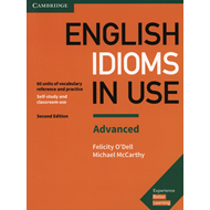 English Idioms in Use Advanced Book with Answers (BOK)