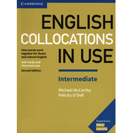 English Collocations in Use Intermediate Book with Answers (BOK)