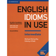 English Idioms in Use Intermediate Book with Answers (BOK)