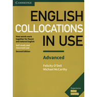 English Collocations in Use Advanced Book with Answers (BOK)