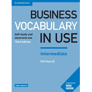 Business Vocabulary in Use: Intermediate Book with Answers (BOK)