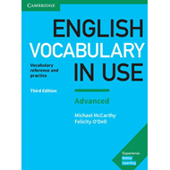 English Vocabulary in Use: Advanced Book with Answers (BOK)