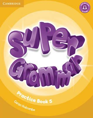 Super Minds Level 5 Super Grammar Book (BOK)
