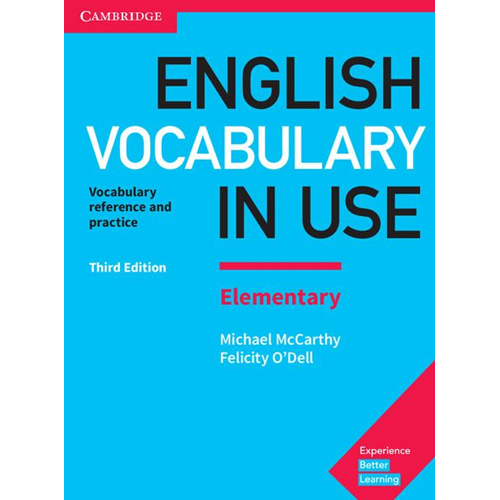 English Vocabulary in Use Elementary Book with Answers (BOK)