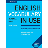 English Vocabulary in Use Upper-Intermediate Book with Answe (BOK)