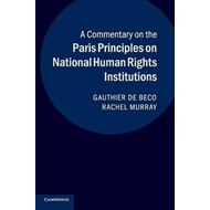 Commentary on the Paris Principles on National Human Rights (BOK)