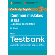 Common Mistakes at KET... and How to Avoid Them Paperback wi (BOK)
