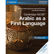 Cambridge IGCSE (R) Arabic as a First Language Workbook (BOK)