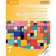 Cambridge Checkpoint Mathematics Skills Builder Workbook 7 (BOK)