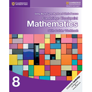 Cambridge Checkpoint Mathematics Skills Builder Workbook 8 (BOK)