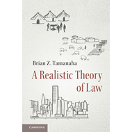 Realistic Theory of Law (BOK)