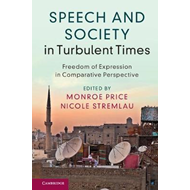 Speech and Society in Turbulent Times (BOK)