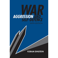 War, Aggression and Self-Defence (BOK)