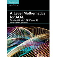 A Level Mathematics for AQA Student Book 1 (AS/Year 1) (BOK)