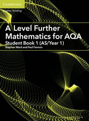 A Level Further Mathematics for AQA Student Book 1 (AS/Year (BOK)