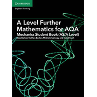 A Level Further Mathematics for AQA Mechanics Student Book ( (BOK)