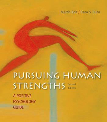 Pursuing Human Strengths (BOK)