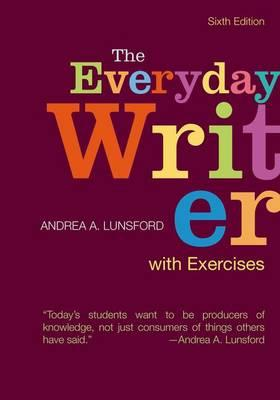 Everyday Writer with Exercises (BOK)