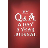 Q&A a Day Journal 5 Year (BOK)