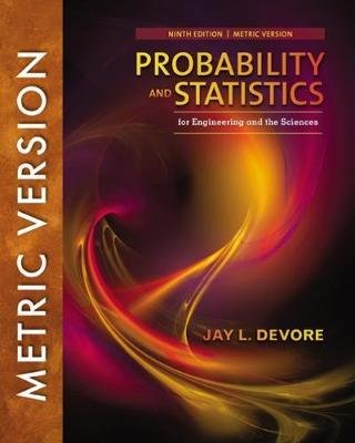 Probability and Statistics for Engineering and the Sciences, (BOK)