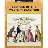 Sources of the Western Tradition Volume II (BOK)