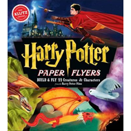 Harry Potter Paper Flyers (BOK)