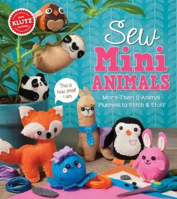 Sew Mini Animals (BOK)
