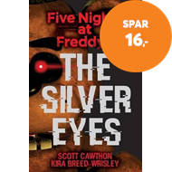Produktbilde for Five Nights at Freddy's: The Silver Eyes (BOK)