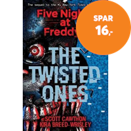 Produktbilde for Five Nights at Freddy's: The Twisted Ones (BOK)