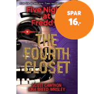 Produktbilde for Five Nights at Freddy's: The Fourth Closet (BOK)
