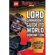 Produktbilde for Garmadon's Guide to World Domination (BOK)