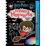 Produktbilde for Hidden Hogwarts: Scratch Magic (BOK)