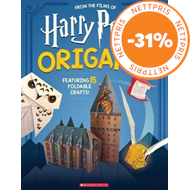 Produktbilde for Origami: 15 Paper-Folding Projects Straight from the Wizarding World! (Harry Potter) (BOK)