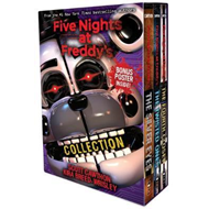 Produktbilde for Five Nights at Freddy's 3-book boxed set (BOK)