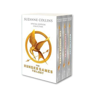 Produktbilde for Hunger Games Trilogy (white anniversary boxed set) (BOK)