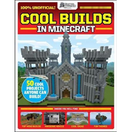 Produktbilde for GamesMaster Presents: Cool Builds in Minecraft! (BOK)