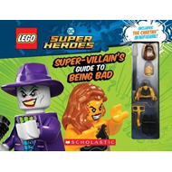 Produktbilde for LEGO DC Super Heroes: The Super-Villain's Guide to Being Bad (BOK)