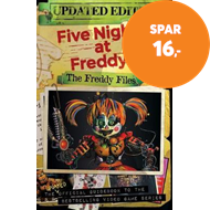 Produktbilde for The Freddy Files: Updated Edition (Five Nights At Freddy's) (BOK)
