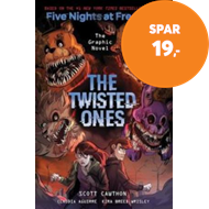 Produktbilde for The Twisted Ones (Five Nights at Freddy's Graphic Novel 2) (BOK)