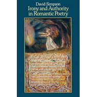 Irony and Authority in Romantic Poetry (BOK)