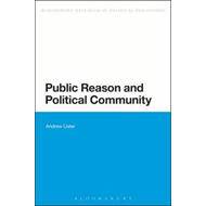 Public Reason and Political Community (BOK)