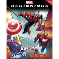 Marvel Legends: Told Through The Eyes Of Captain America, Sp (BOK)