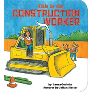 Produktbilde for This Is The Construction Worker (BOK)